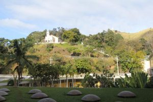 capela das graças águas de lindoia vista externa