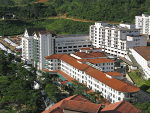 hotel monte real resort águas de lindoia