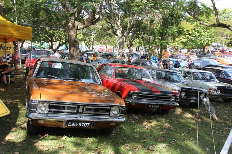 Águas de Lindoia espera 500 mil visitantes em Encontro de Autos Antigos neste feirado de Corpus Christi