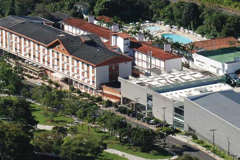 hotel majestic águas de lindoia