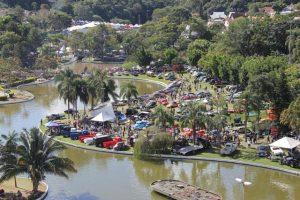 V Encontro Brasileiro de Autos Antigos 2018 Águas de Lindoia