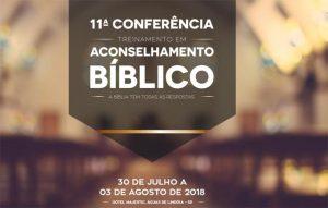 conferência ABCB treinamento em aconselhamento bíblico