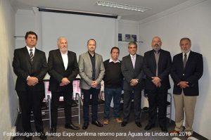 Aviesp Expo confirma retorno para Águas de Lindóia em 2019