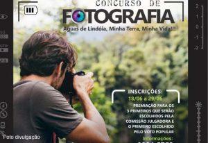 Prefeitura lança concurso de fotografia para marcar aniversário de fundação de Águas de Lindoia