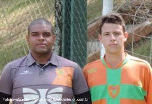 Jovem goleiro Fred do Brasilis de Águas de Lindoia ganha elogias de renovado preparador