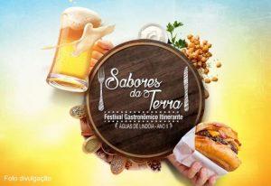 Festival Gastronômico Itinerante 2018 Sabores da Terra, Águas de Lindoia, no feriado da Independência