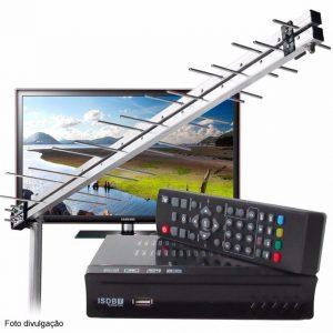 TV Digital: sinal analógico começa a ser desligado em 28/11/2018, em cidades de SP, RJ, PR e RS, entre elas Águas de Lindoia