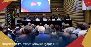 federação paulista de futebol 2019