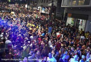 carnaval 2019 Águas de Lindoia