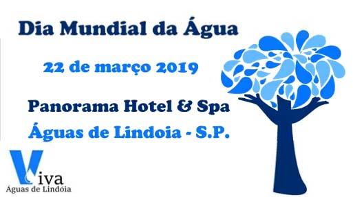 dia mundial da águas 22/03/2019 águas de lindoia