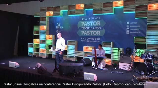 8º Conferência Pastor Discipulando Pastor 2019 em Águas de Lindoia