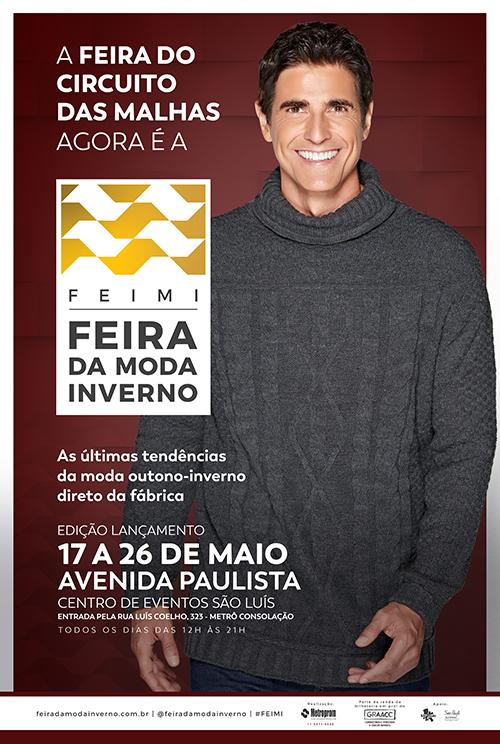 feimi-feira da moda inverno 17 a 26 de maio 2019 centro de eventos sao luiz metro consolacao sao paulo