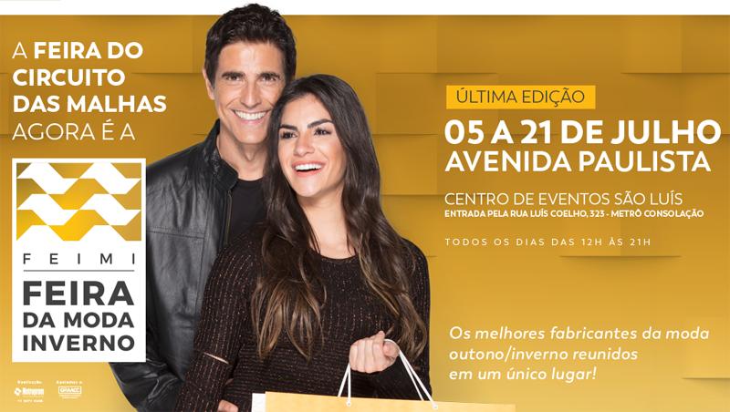 feira Da Moda Inverno 2019 Edicao Sao Paulo