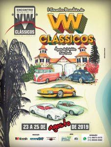 primeiro encontro brasileiro de vw clássicos 2019 águas de lindoia